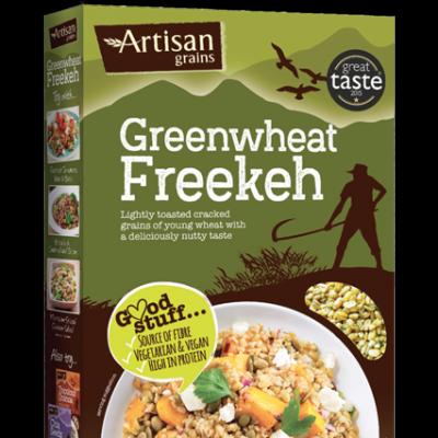 Greenwheat Freekeh