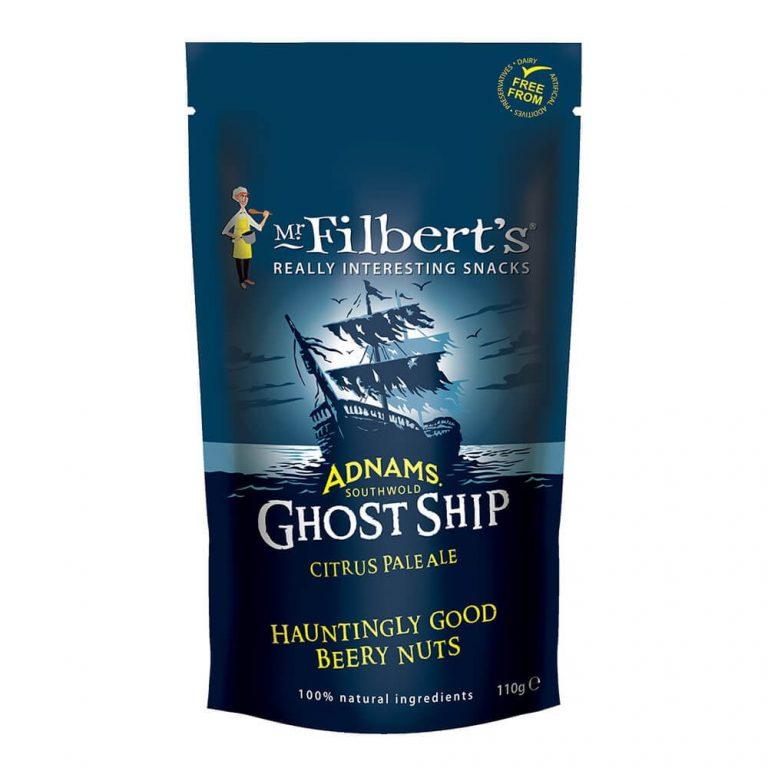 Adnams Ghost Ship Beery Peanuts