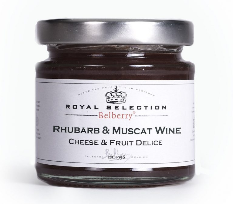 Belberry Rhubarb & Muscat Wine