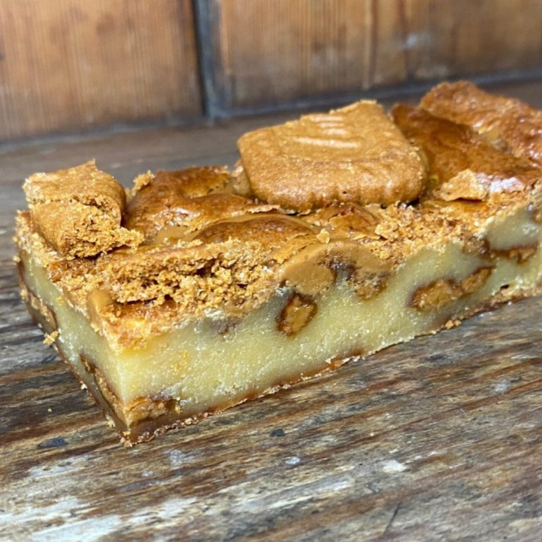 Biscoff Blondie from Lifetime of Chocolate