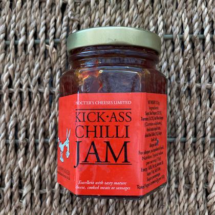 Kick-Ass Chilli Jam