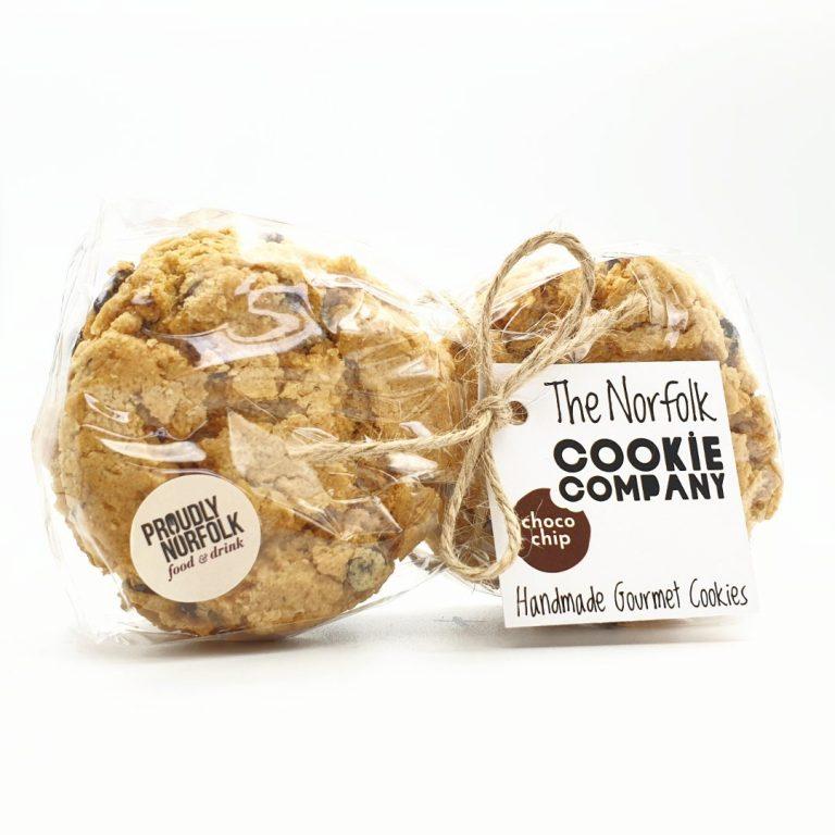 Norfolk Cookie Company Choc Chip Cookies