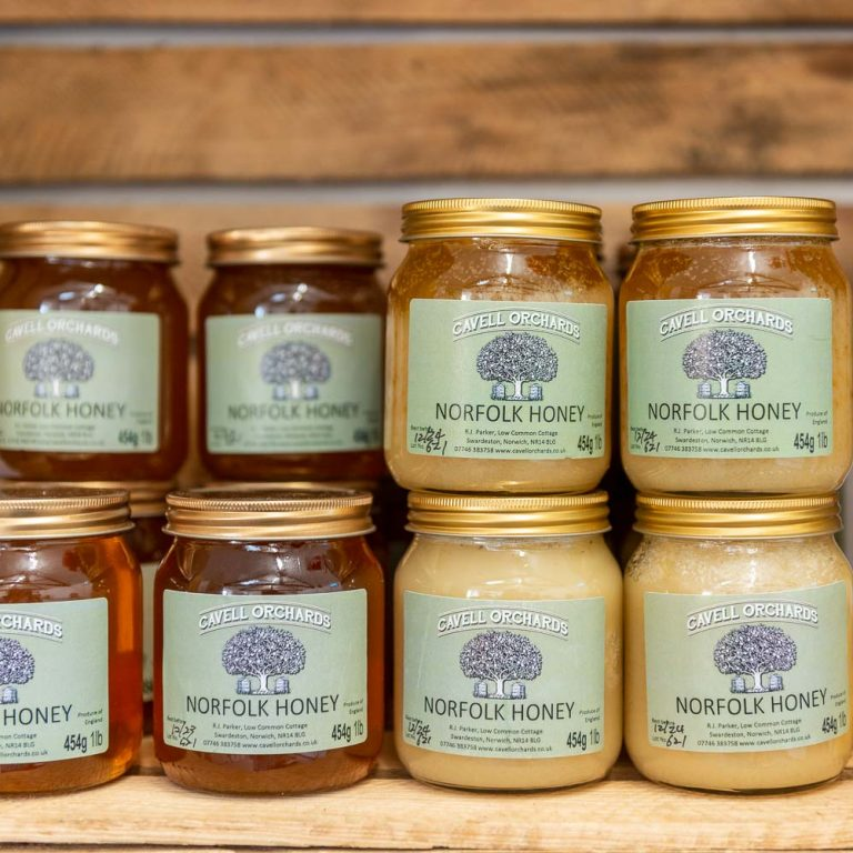 Cavell Orchards Honey