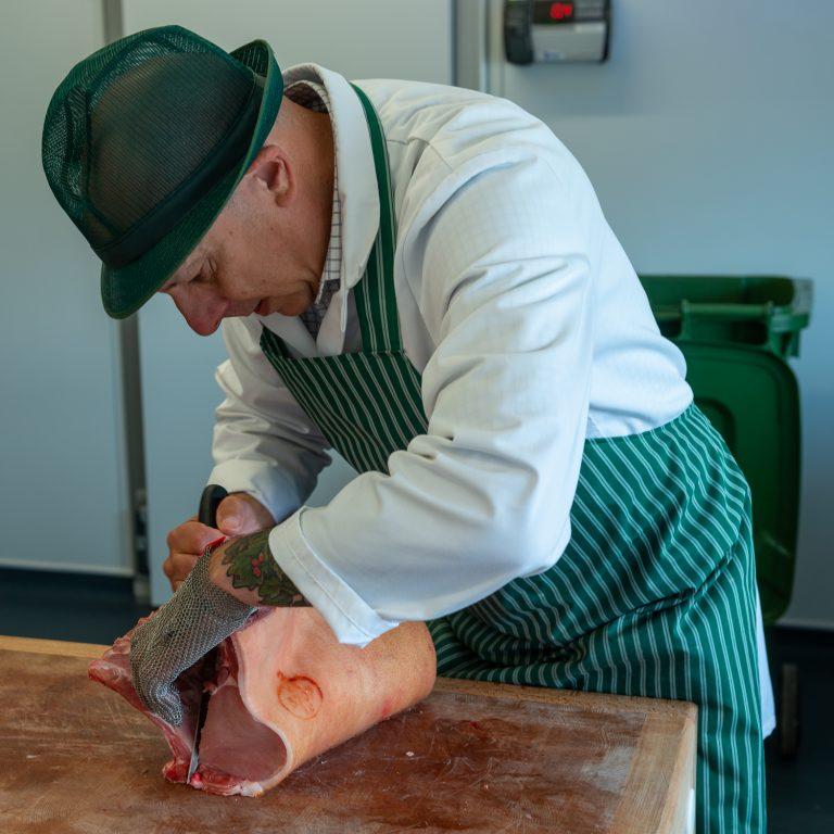 Pork Loin Steaks Preparation 2