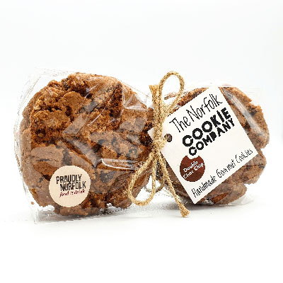 Norfolk Cookie Co Double Choc Chip