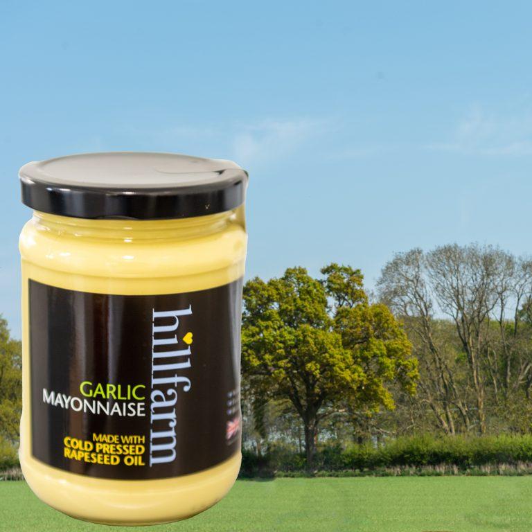 Hillfarm Garlic Mayonnaise