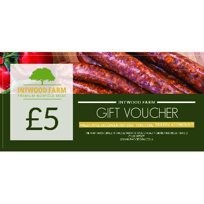 Intwood Farm £5 Cash voucher web sq