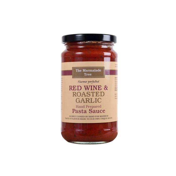 Marmalade Tree Red Wine & Roasted Garlic Pasta Sauce