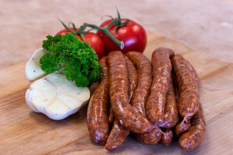 Merguez Sausages-2