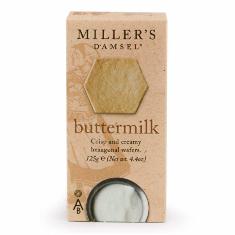 Millers Damsel Buttermilk Wafers