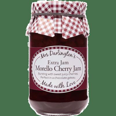 Mrs Darlington's Extra Jam, Morello Cherry Jam