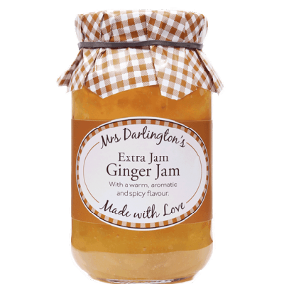 Mrs Darlington's Extra Jam, Ginger Jam