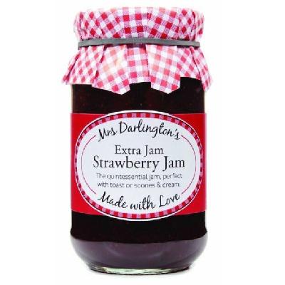 Mrs Darlingtons Strawberry Jam