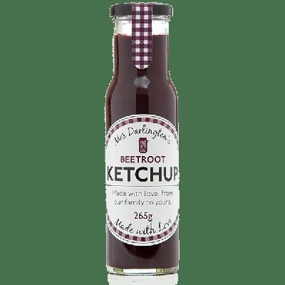 Mrs Darlingtons-beetroot ketchup
