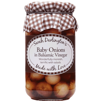 Sarah Darlingtons Baby Onions In Balsamic Vinegar
