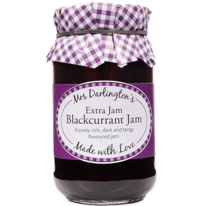 Mrs Darlingtons Blackcurrant Jam