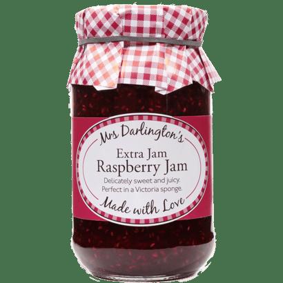 Mrs Darlington's Extra Jam, Raspberry Jam