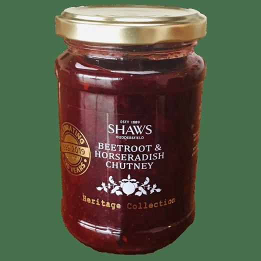 Shaws Beetroot Horseradish