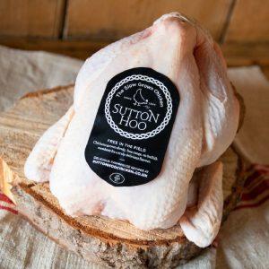 Sutton Hoo Chicken