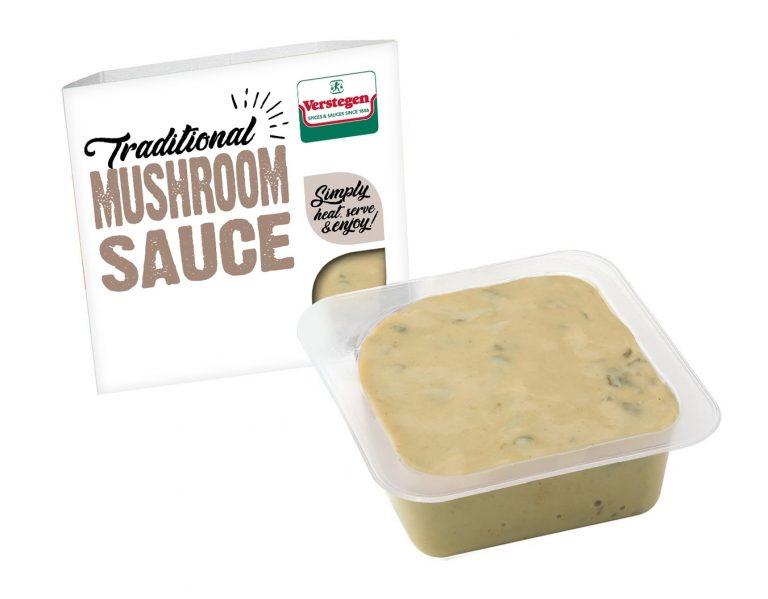 Verstegen Mushroom Sauce