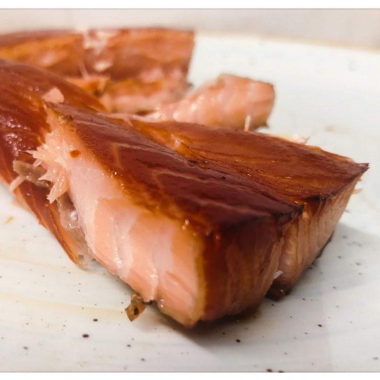 kiln roasted salmon