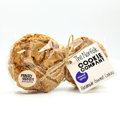 Norfolk Cookie Company -Mixed Spice Cookies
