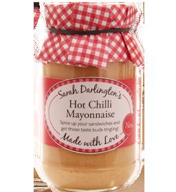 Mrs Darlington's Hot Chilli Mayonnaise