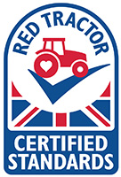 Red Tractor Certified