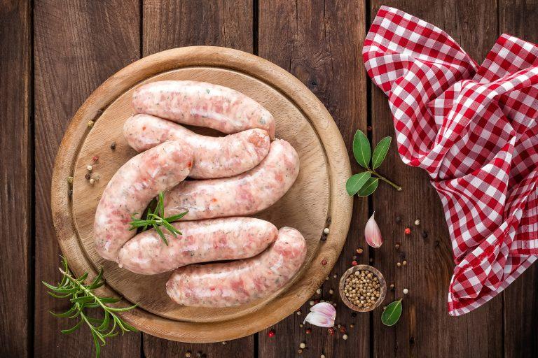 jumbo sausages
