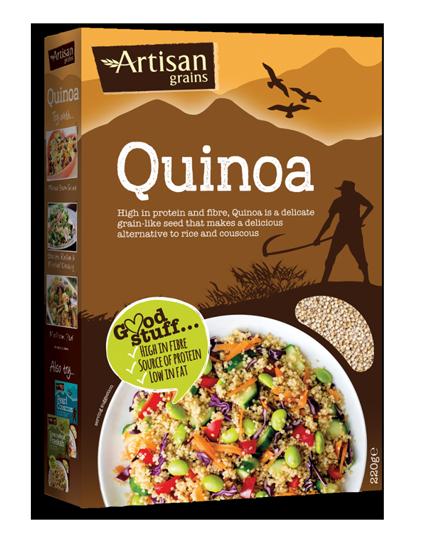 Artisan Grains Quinoa