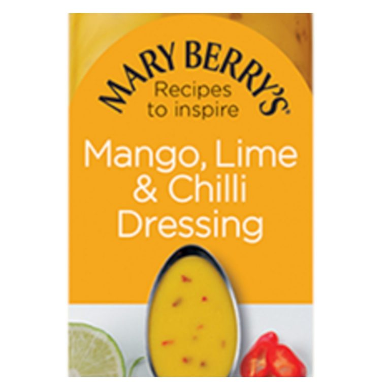 Mary Berry's Mango, Lime & Chilli Dressing