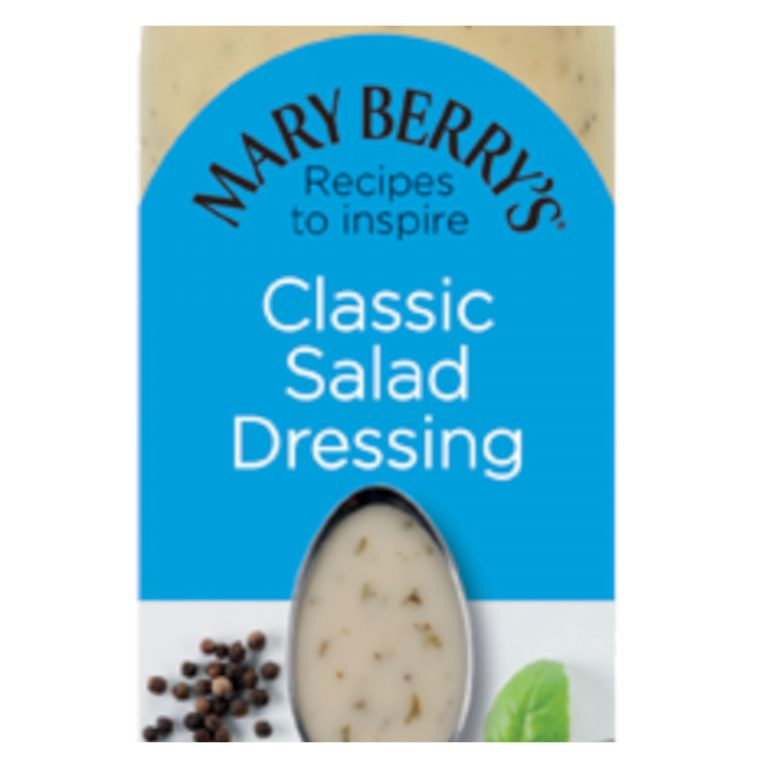 Mary Berry's Classic Salad Dressing
