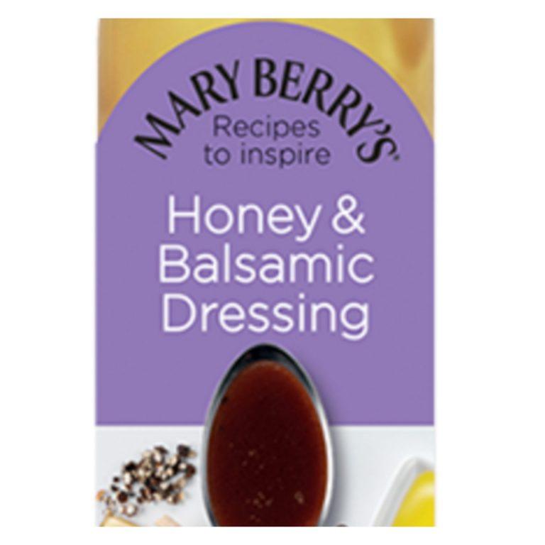 Mary Berry's Honey & Balsamic Vinaigrette