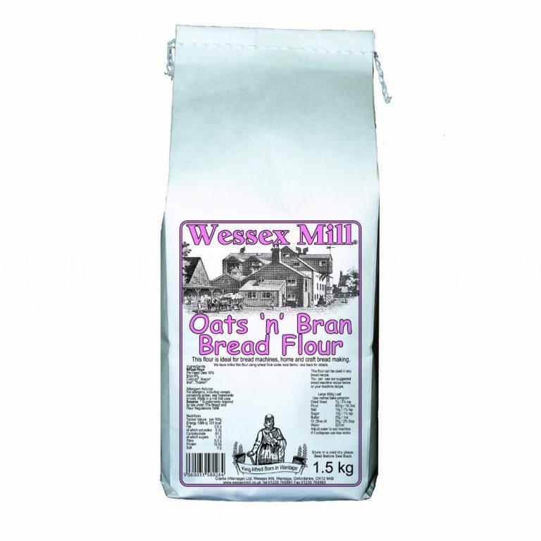Wessex Mill Oats & Bran Bread Flour