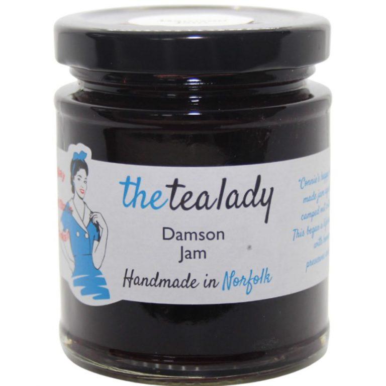 The Tea Lady Damson Jam