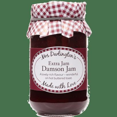 Mrs Darlington's Extra Jam, Damson Jam