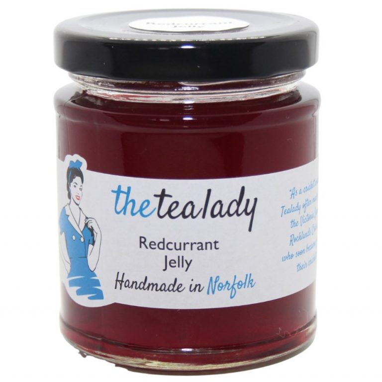 The Tea Lady Redcurrant Jelly