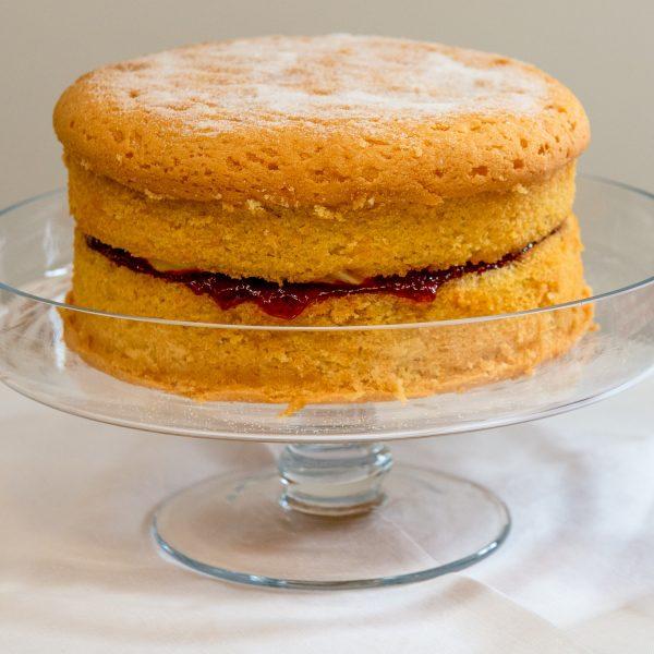Rosie's Spunge Cake