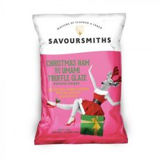 Savoursmiths Christmas Ham With Umami Truffle Glaze