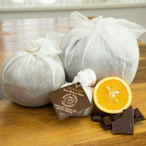 Chocolate Orange & Baileys Pudding