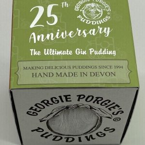 The Ultimate Gin Pudding
