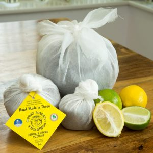 Lemon & Pimm's Pudding