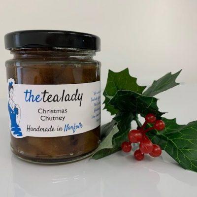 The Tea Lady Christmas Chutney