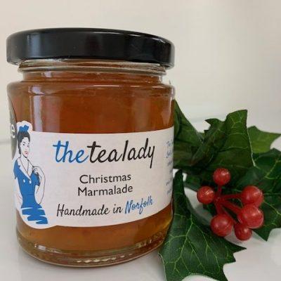 The Tea Lady Christmas Marmalade