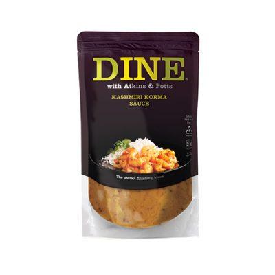 DINE Kashmir Korma Sauce from Atkins and Potts