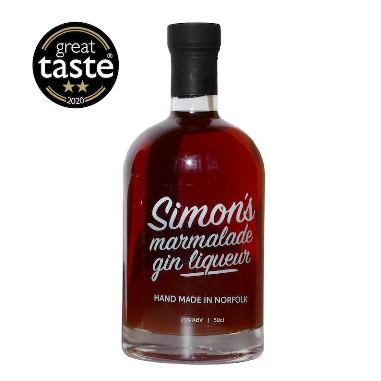 Simon's Marmalade Gin Liqueur (50cl)