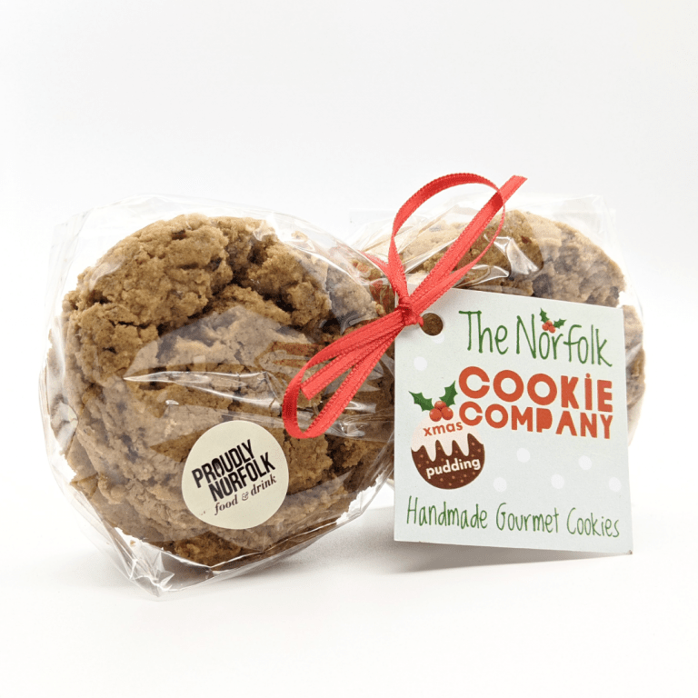 Norfolk Cookie Co Xmas-pudding