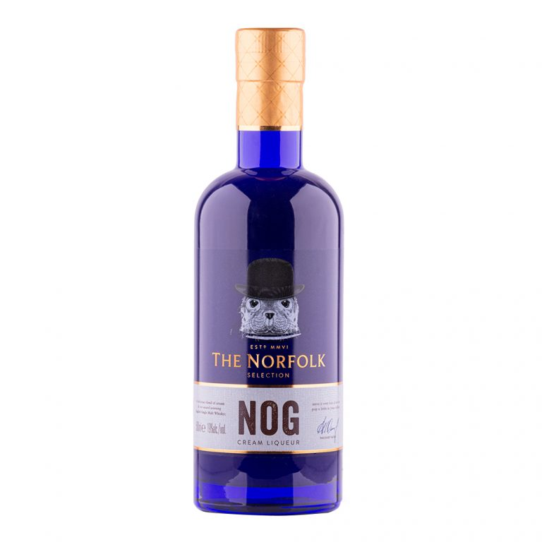 The Norfolk Nog from the English Whisky Co